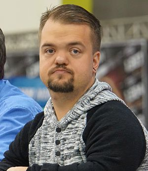 Hornswoggle - Hornswoggle in 2015