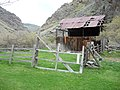 Horse Shelter by Hell's Canyon, Wallowa-Whitman National Forest (26195908894).jpg