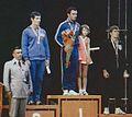 Horst Stottmeister, Levan Tediashvili, Ben Peterson 1973.jpg
