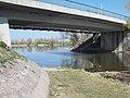 Hortobágy-Berettyó híd, Kétgátközikert felé nézve, 2019 Mezőtúr.jpg