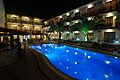 Hotel Simeon. Pool at night - panoramio.jpg