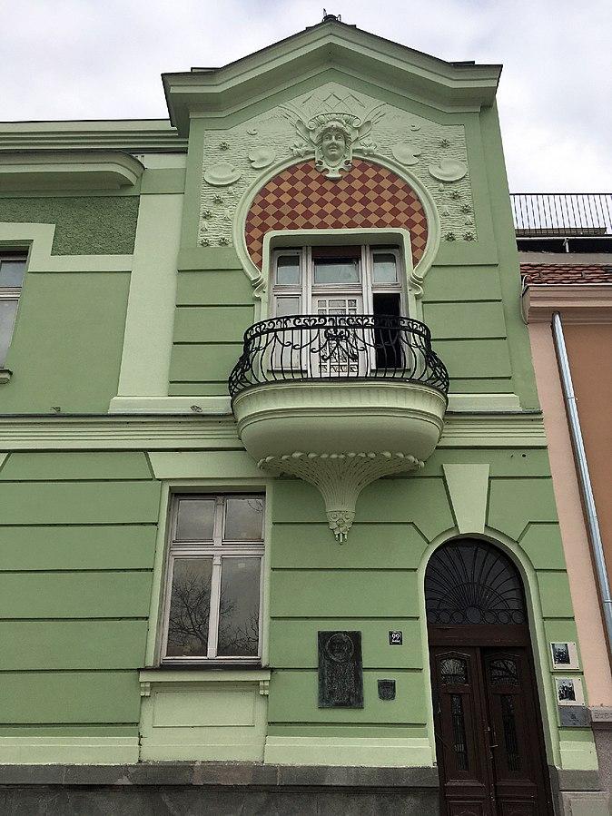 Mika Alas's House