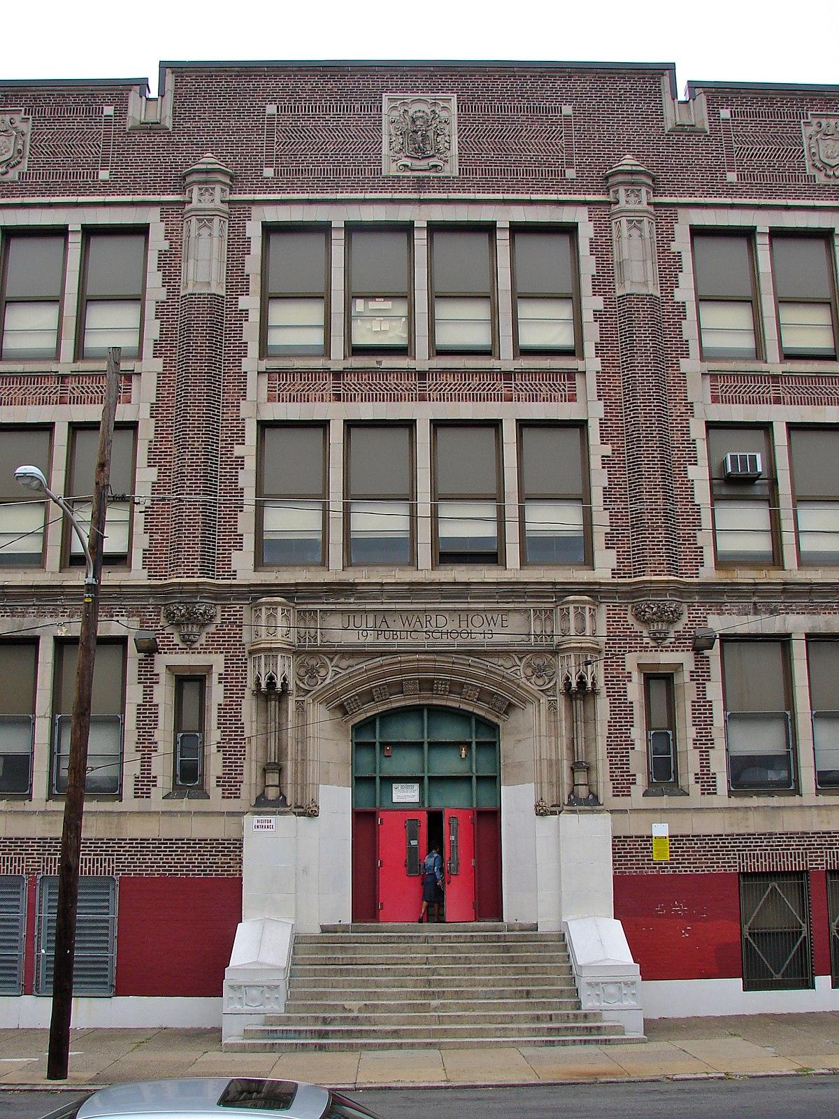 Julia Ward Howe School - Wikipedia