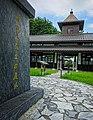 Hualien Railway Culture Park, statue base and steeple, Hualien City, Hualien County (Taiwan) (ID UA09602000652).jpg