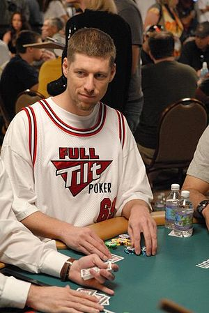 Huck Seed - Seed at the 2007 World Series of Poker