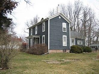 Hubbard House (Illinois) - Image: Hudson Il Hubbard House 4