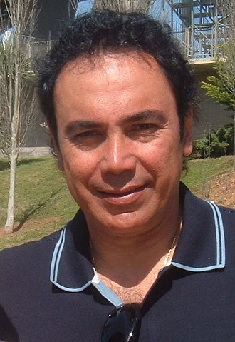 Hugo Sánchez - Sánchez in 2008