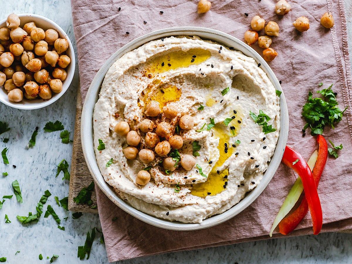 Hummus - Wikipedia