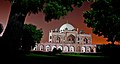 Humyun's Tomb in Delhi on Lunar Eclipse Day by VJ at Travellingcamera dot com.jpg