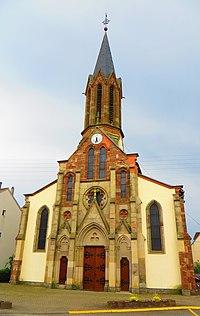 Hundling Église Saint-Jacques-le-Majeur.jpg