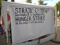 Hunger strike in solidarity with refugees in Warsaw.jpg