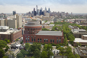 Business school - Wharton School, US, founded in 1881