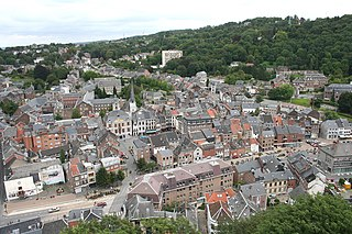 Huy Municipality in French Community, Belgium
