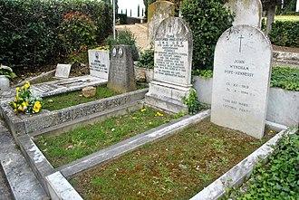 John Pope-Hennessy - Cimitero degli Allori, Firenze, Italy