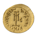 INC-3026-r Тремиссий. Констант II. Ок. 649—655 гг. (реверс).png