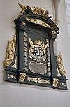 interieur, na restauratie, rouwbord - amerongen - 20280006 - rce