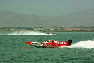 Van, Turkey - IOC Offshore Van Grand Prix 2010