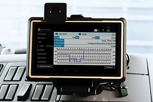 Electronic on-board recorder - ISAAC InControl EOBR Model August 2015