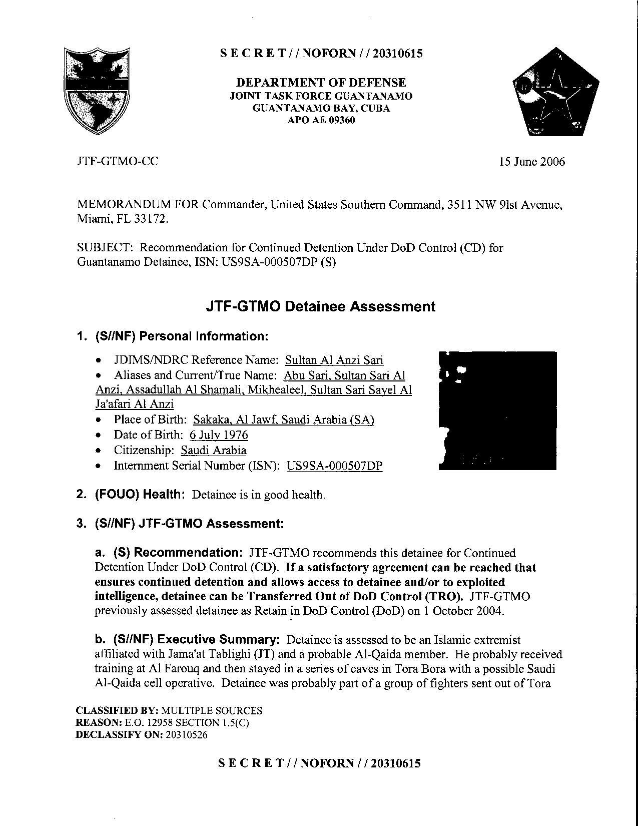 ISN 507's Guantanamo detainee assessment.pdf