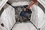 ISS-53 Paolo Nespoli works inside the BEAM.jpg