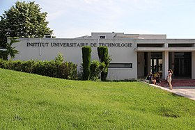Image illustrative de l'article Institut universitaire de technologie d'Avignon