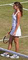 I Benesova Mixed doubles Wimbledon 2010.jpg