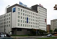 Hotel Ibis Warszawa Ul Ostrobramska