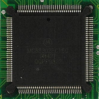 Freescale 683XX - Motorola MC68302 microcontroller