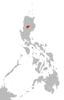 Ifugao dialect cluster map.png