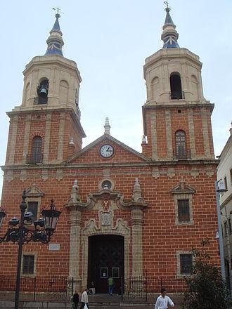 Torcuato Benjumeda - Image: Iglesia Mayor San Fernando