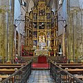 Iglesia de Santa Ana, Sevilla. Capilla mayor.jpg
