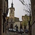 Iglesia de los santos Justo y Pastor (Toledo). Fachada.jpg