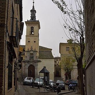 Iglesia de los Santos Justo y Pastor, Toledo - Facade