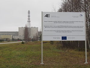 Ignalina Nuclear Power Plant - Info about Shutdown
