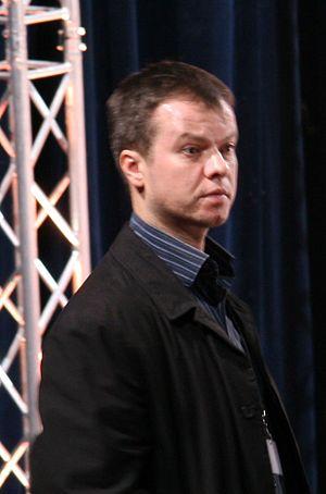 Igor Pashkevich - Pashkevich in 2010