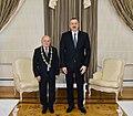 """Ilham Aliyev presented """"Heydar Aliyev"""" Order to People`s Artist Omar Eldarov 3.jpg"""