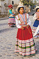 Indian female with slingweapon on her neck Peru.jpg