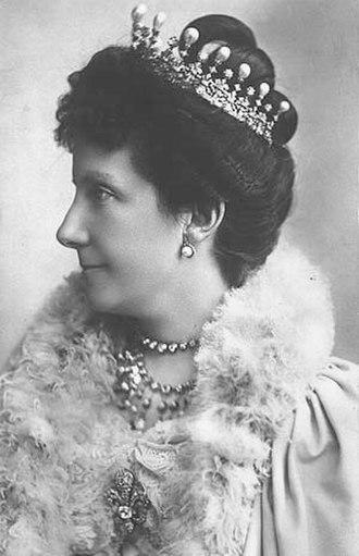Infanta María de la Paz of Spain - Image: Infanta Paz, face