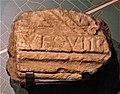 Inscription from the Roman Baths - - www.joyofmuseums.com - Roman Baths (Bath).jpg