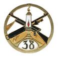 Insigne régimentaire du 38e Régiment d'Infanterie.png