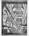 Interieur naar het westen reproductie van tekening door Hendr.Keun 1769 in bezit van Mr. van Eegsten A'dam. - Amsterdam - 20012075 - RCE.jpg
