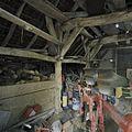 Interieur overzicht, kapconstructie en gebinten - Hezingen - 20379007 - RCE.jpg