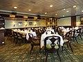 Interior of restaurant À La Carte on Viking Mariella.jpg