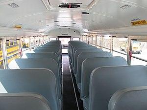 Autob s escolar wikipedia la enciclopedia libre for Camiones ford interior