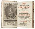 Intrigbiografi av pseudonymen C G Franckenstein, 1705 - Skoklosters slott - 91431.tif