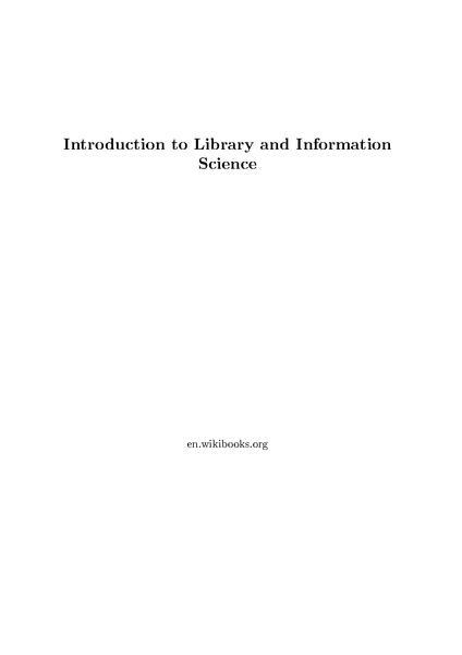 File:Introduction to Library and Information Science.pdf