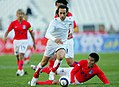 Iran v South Korea, 15 November 2006 (12 8508240520 L600).jpg