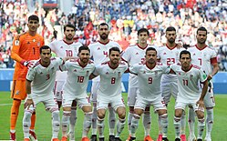 Iran national football team at the 2018 FIFA World Cup in Russia 1178b416a