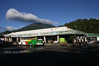 Iriga - Iriga City Central Terminal