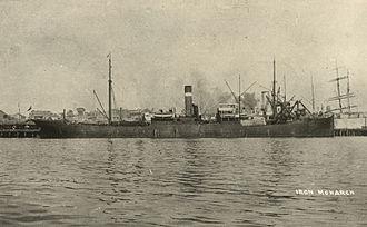HMAS Koolonga - Image: Iron Monarch pre 1937